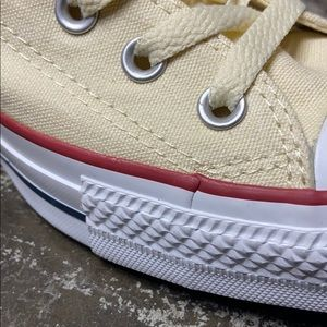 Converse Shoes - CONVERSE ALL STAR OX NATURAL WHIT